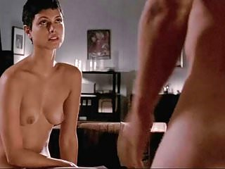 Brunettes Tits Celebrities video: Morena Baccarin Nude Butt and Tits On ScandalPlanetCom