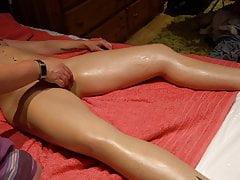 Massaggio erotico sexy figa