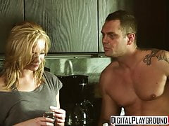Kayden Kross Nacho Vidal - The Turn On Scene 1