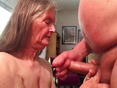 Divertimento rapido della nonna