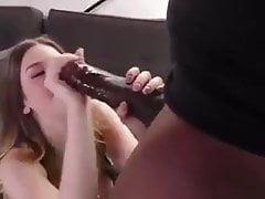 grosso cazzo nero per lei