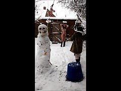 CFNM domination boule de neige