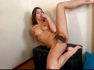 Blowjob cumshot stockings