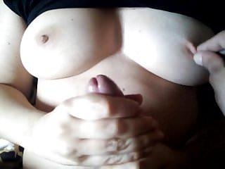 Amateur Oldyoung Webcams video: Der erste Versuch