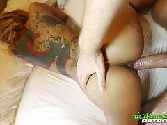 Tuk Tuk Patrol - Sexy tailandesa toma BWC