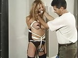 Jeanne Hollywood Basone – Hard Bondage Scene 8
