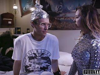 Hardcore Funny movie: PURE TABOO Conspiracy Theorist Meets Sexy Alien Female