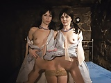 Hardcore Brunettes Cosplay video: HORRORPORN - Siamese Twins