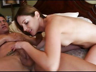 Small Tits Babe Cowgirl video: Leave My Panties On panty fetish