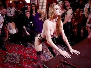 Bdsm Swingers Double Penetration video: Sluts are DP'd at Swingers' Orgy
