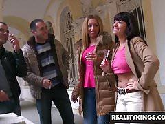 RealityKings - Euro Sex Parties - Ava Dalush James Brossman