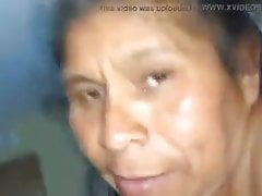 Obciąganie babci Nikaragua