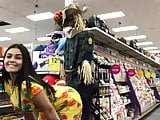 In the store