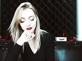 Red Lips teasing