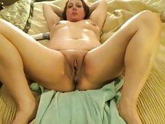 Schlampe Ann Orgasmen aus der Macht des Bareback BBC