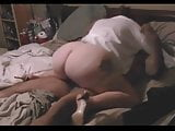White BBW Riding BBC Lover