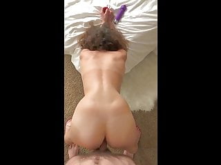 Good GF with Curly Hair Fuck Compilation