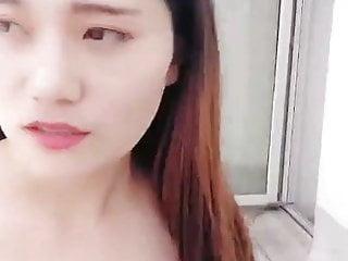 中國女孩性交