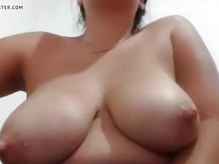 Long nipples with milk