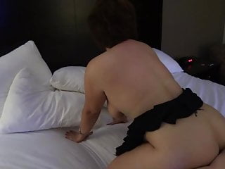 Milf Redhead Wife video: Married friend