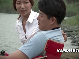 Korean Girl Horny video: korean girl outdoors wants horny