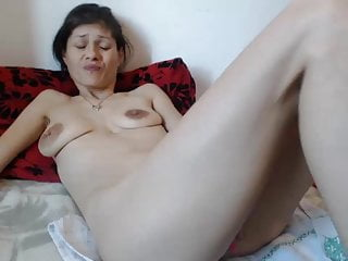Squirting Fingering Milf video: Crystynas big pussy