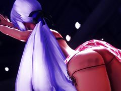 MMD Haku Killer Lady