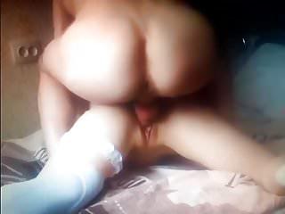 Milfs Russian video: Hard fuck sexy MILF