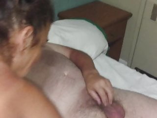 Husband trains wife to be a whore