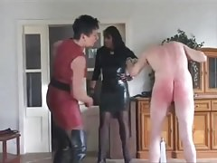 slave learns that he is just a toy