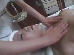 Japoński masaż lesbijek