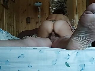 Wife Homemade Tattoo video: wife