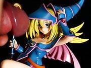 figure bukkake(SOF) MaxFaxtory Dark(black) magician girl