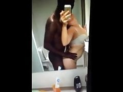 Hot Amateur Couple - Bathroom IR Love Making