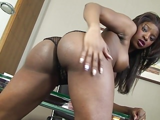Shemale black nude pussy fuck