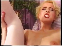 Andrea Obermeier Masturbazione