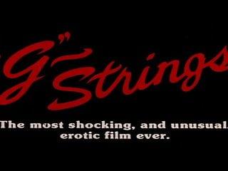 Vintage 1984 video: Trailer - G-strings (1984)