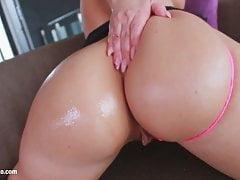 Akasha Cullen in Ass Traffic scene getting her ass drilled