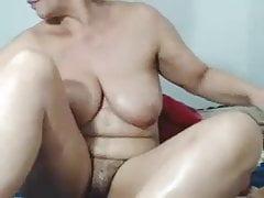 Best Latina mature masturbation