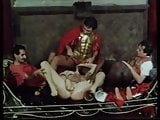 An orgy in ancient Rome