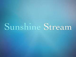 British Tits Bikini vid: Sunshine Stream