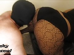 Feet and Ass Anbetung mit Spit Domination Preview
