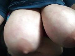 Huge Boob Drop Shaking