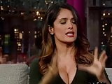 Salma Hayek and her Amazing Cleavage