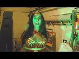 Wonder woman is captured & tutn into a Sex Robot