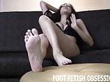 I think I am addicted to having my feet worshiped