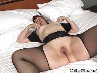 Big Ass Milf Mature video: An older woman means fun part 168