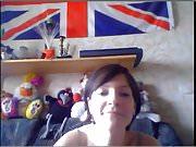 Yanka Zimina masturbator. webcam 1