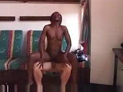parte de sexo em grupo menina amadora africana 3