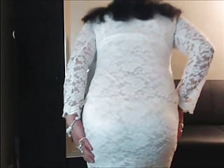 White Lace Dress 2